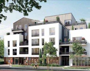 Achat / Vente programme immobilier neuf Livry-Gargan au cœur du quartier de la Poudrerie (93190) - Réf. 3218