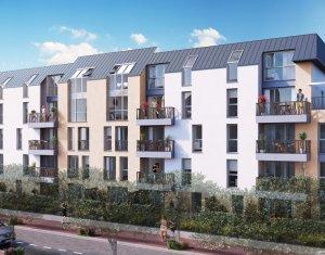 Achat / Vente programme immobilier neuf Livry-Gargan proche des transports (93190) - Réf. 2160