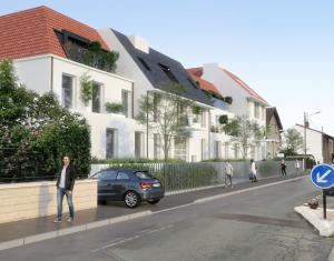 Achat / Vente programme immobilier neuf Livry-Gargan proche gare de Gargan (93190) - Réf. 3693