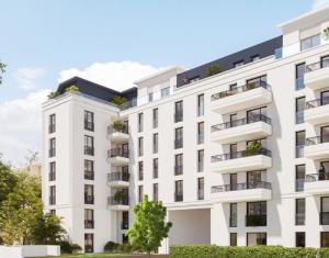 Achat / Vente programme immobilier neuf Livry-Gargan proche transilien 4 (93190) - Réf. 5237