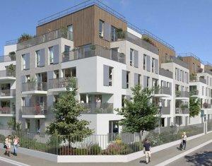Achat / Vente programme immobilier neuf Livry-Gargan quartier centre (93190) - Réf. 2638