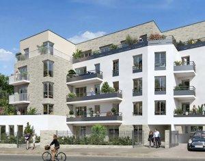Achat / Vente programme immobilier neuf Livry-Gargan quartier Danton (93190) - Réf. 2646