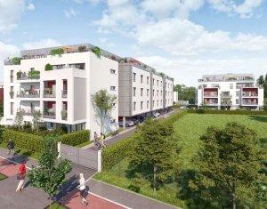 Achat / Vente programme immobilier neuf Livry-Gargan quartier de la Poudrerie (93190) - Réf. 2202