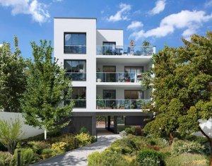 Achat / Vente programme immobilier neuf Livry-Gargan quartier Jacob (93190) - Réf. 2647