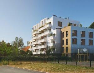 Achat / Vente programme immobilier neuf Lognes proche de la Place des Colliberts (77185) - Réf. 2869