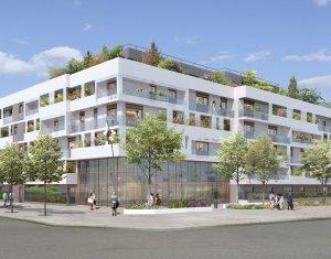 Achat / Vente programme immobilier neuf Lognes proche gare et RER A (77185) - Réf. 2003