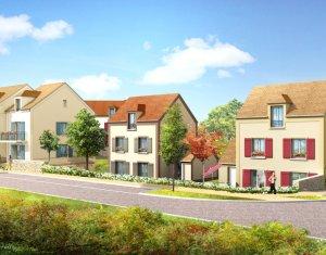 Achat / Vente programme immobilier neuf Longpont-Sur-Orge (91310) - Réf. 1645