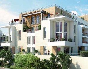 Achat / Vente programme immobilier neuf Louveciennes éco-quartier Plains Champs (78430) - Réf. 1121