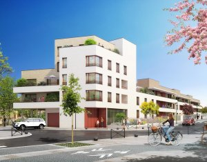 Achat / Vente programme immobilier neuf Louvres écoquartier des Frais-Lieux (95380) - Réf. 2509
