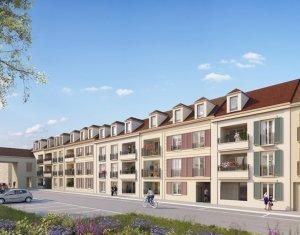 Achat / Vente programme immobilier neuf Louvres proche du centre-ville (95380) - Réf. 2867