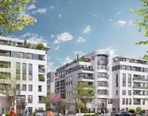 Achat / Vente programme immobilier neuf Maisons-Alfort proche RER D (94700) - Réf. 6065