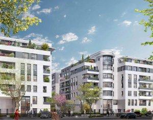 Achat / Vente programme immobilier neuf Maisons-Alfort proche RER D (94700) - Réf. 6054