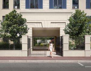 Achat / Vente programme immobilier neuf Maisons-Laffitte à 4min de la gare (78600) - Réf. 6032