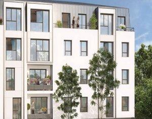 Achat / Vente programme immobilier neuf Mantes-la-Jolie à 350 mètres de la gare (78200) - Réf. 4099