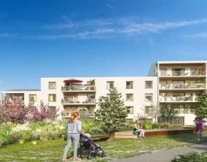 Achat / Vente programme immobilier neuf Mantes-la-Jolie à 600m de la gare (78200) - Réf. 5706