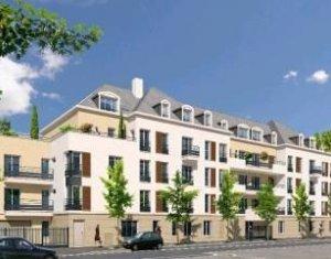 Achat / Vente programme immobilier neuf Mantes-la-Jolie centre-ville proche SNCF (78200) - Réf. 2098