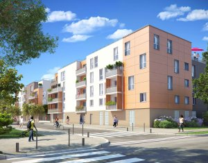 Achat / Vente programme immobilier neuf Mantes-la-Jolie proche parc naturel du Vexin (78200) - Réf. 244