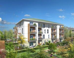Achat / Vente programme immobilier neuf Mantes-la-Jolie quartier des Bords de Seine (78200) - Réf. 1607