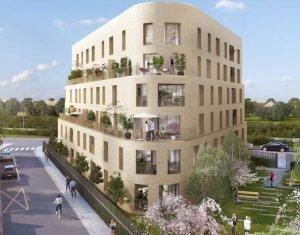Achat / Vente programme immobilier neuf Mantes-la-Jolie quartier Mantes université (78200) - Réf. 3355