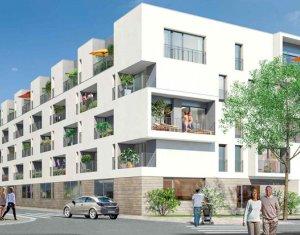 Achat / Vente programme immobilier neuf Mantes-la-Jolie résidence de services pour seniors (78200) - Réf. 134