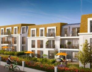 Achat / Vente programme immobilier neuf Marly-Le-Roi proche école (78160) - Réf. 3221