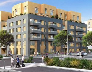 Achat / Vente programme immobilier neuf Massy cœur quartier Atlantis (91300) - Réf. 4485