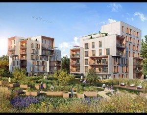 Achat / Vente programme immobilier neuf Massy proche forêt de Vilgénis (91300) - Réf. 2156