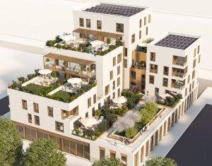 Achat / Vente programme immobilier neuf Massy proche Place de France (91300) - Réf. 1582