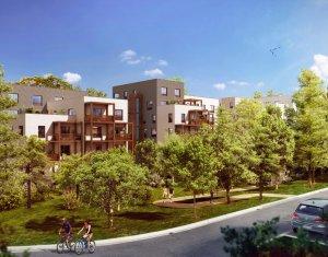 Achat / Vente programme immobilier neuf Massy quartier Vilgénis (91300) - Réf. 2705