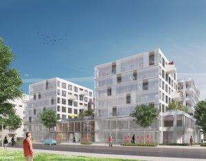 Achat / Vente programme immobilier neuf Massy secteur Atlantis (91300) - Réf. 3064