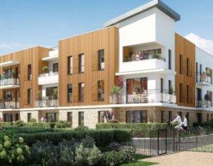 Achat / Vente programme immobilier neuf Maurepas au coeur des Yvelines (78310) - Réf. 2747
