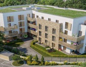 Achat / Vente programme immobilier neuf Maurepas aux pieds des écoles (78310) - Réf. 4795