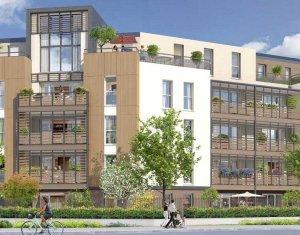 Achat / Vente programme immobilier neuf Maurepas éco-quartier Les 40 Arpents Jardins d'Aimé (78310) - Réf. 2057