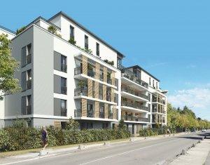 Achat / Vente programme immobilier neuf Maurepas l'écoquartier des 40 Arpents (78310) - Réf. 2454