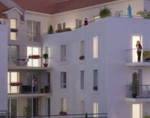 Achat / Vente programme immobilier neuf Meaux bords de Marne (77100) - Réf. 177