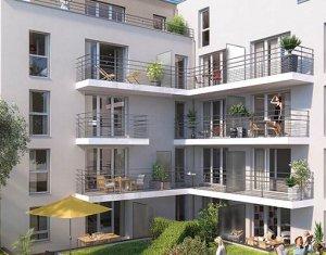 Achat / Vente programme immobilier neuf Meaux parc du Pâtis (77100) - Réf. 4014