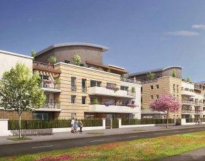 Achat / Vente programme immobilier neuf Meaux proche du parc du Pâtis (77100) - Réf. 2327