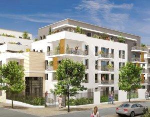 Achat / Vente programme immobilier neuf Meaux proche parc Chenonceau (77100) - Réf. 2070