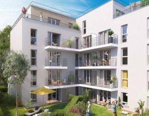 Achat / Vente programme immobilier neuf Meaux proche Parc du Pâtis (77100) - Réf. 2688