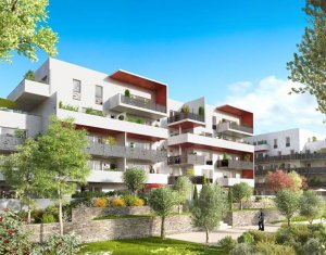 Achat / Vente programme immobilier neuf Melun Avenue de Meaux (77000) - Réf. 422
