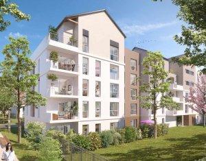 Achat / Vente programme immobilier neuf Melun centre à 10 min de marche (77000) - Réf. 5244