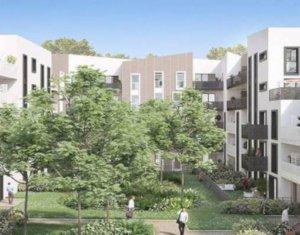 Achat / Vente programme immobilier neuf Melun proche centre-ville (77000) - Réf. 3081