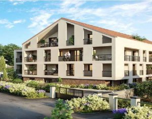 Achat / Vente programme immobilier neuf Melun proche commerces (77000) - Réf. 3088