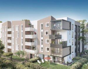 Achat / Vente programme immobilier neuf Melun proche RER D (77000) - Réf. 3461