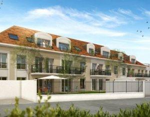 Achat / Vente programme immobilier neuf Mennecy proche centre-ville (91540) - Réf. 1204