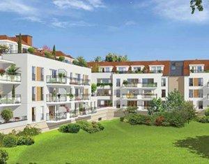 Achat / Vente programme immobilier neuf Mennecy proche du vieux bourg (91540) - Réf. 670