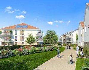 Achat / Vente programme immobilier neuf Mennecy proche écoles (91540) - Réf. 1153