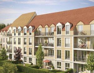 Achat / Vente programme immobilier neuf Mennecy proche RER D (91540) - Réf. 5448