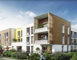 Achat / Vente programme immobilier neuf Méry-sur-Oise cœur centre-ville (95540) - Réf. 3810