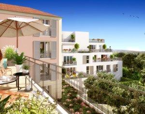 Achat / Vente programme immobilier neuf Meulan proche commodités (78250) - Réf. 1116